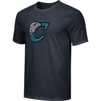 Century Youth Football 16: Adult-Size - Nike Combed Cotton Core Crew T-Shirt - Black