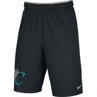 Century Youth Football 23: Adult-Size - Nike Team Fly Athletic Shorts - Black